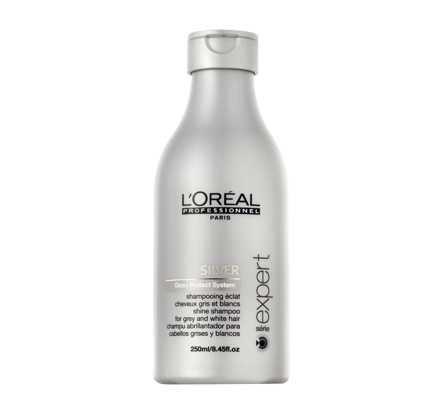 Loreal Silver Shampoo 250ml - Ingeborg Hair Salon | Brisbane
